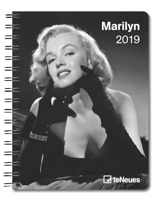 2019 Marilyn Deluxe Diary