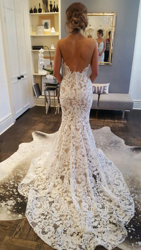 Berta Wedding Dress & Canadian Vintage Dresses FOR SALE