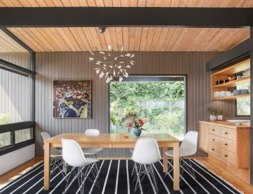 Distinguishing Features of Mid-Century Modern Style