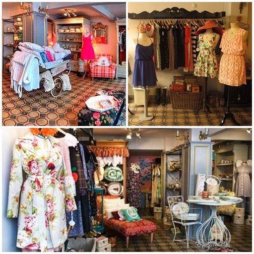 İstanbul Beyoğlu Vintage Dükkanlar