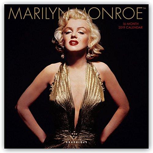 Marilyn Monroe 2019 Calendar (Multilingual) Calendar