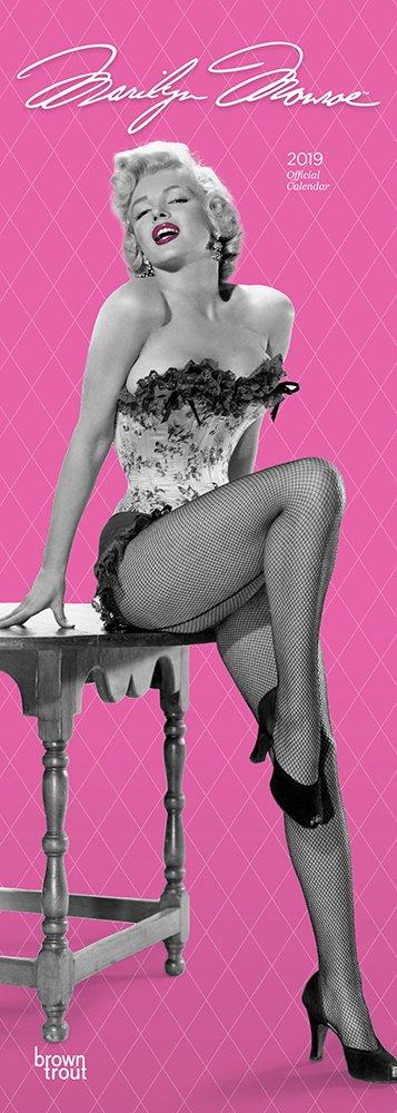 Marilyn Monroe 2019 Slim Calendar