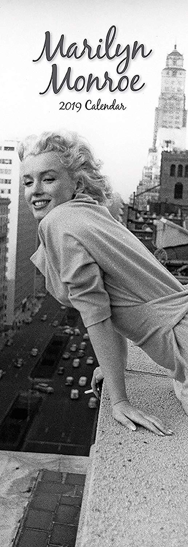 Marilyn Monroe 2019 Slimline Calendar