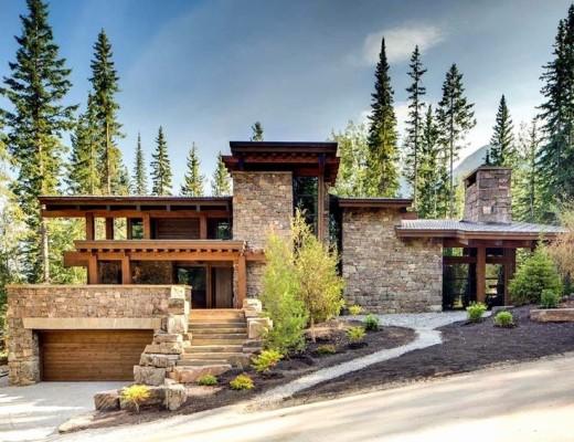 Mid-Century Modern House Plans
