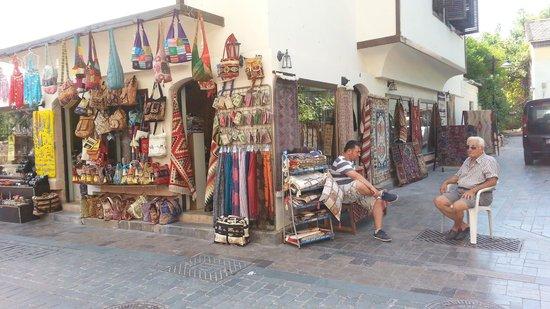 Vintage shopping in Antalya